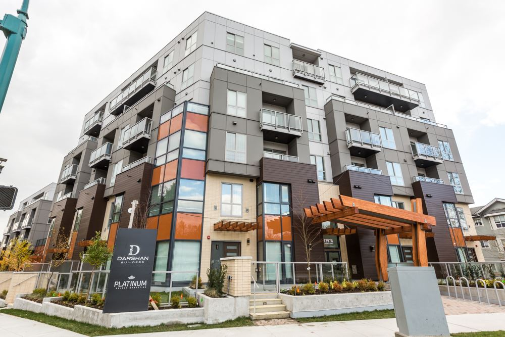 Whalley Apartment/Condo for sale:  2 bedroom 652 sq.ft. (Listed 2021-02-10)