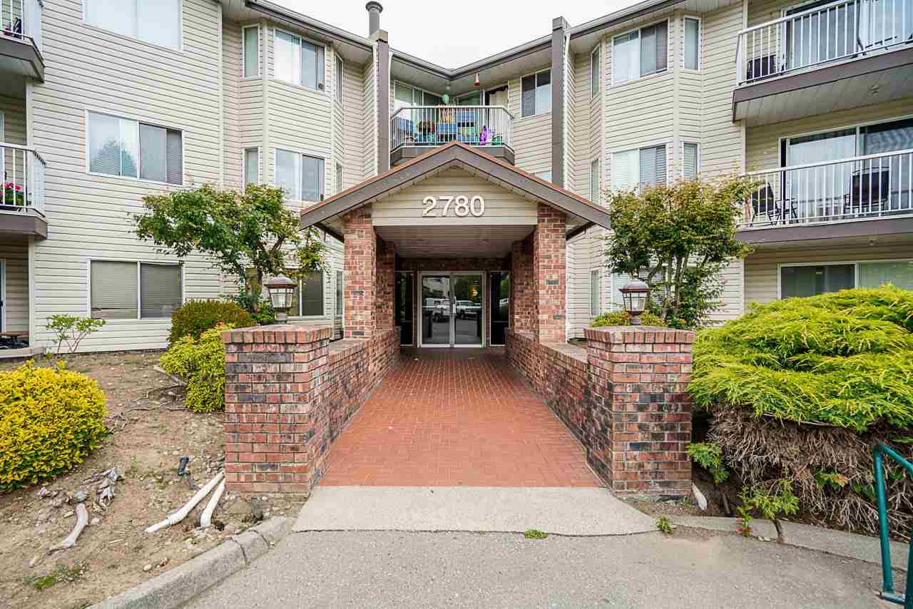 Central Abbotsford Apartment/Condo for sale: Chelsea House 2 bedroom 1,100 sq.ft. (Listed 2021-06-17)