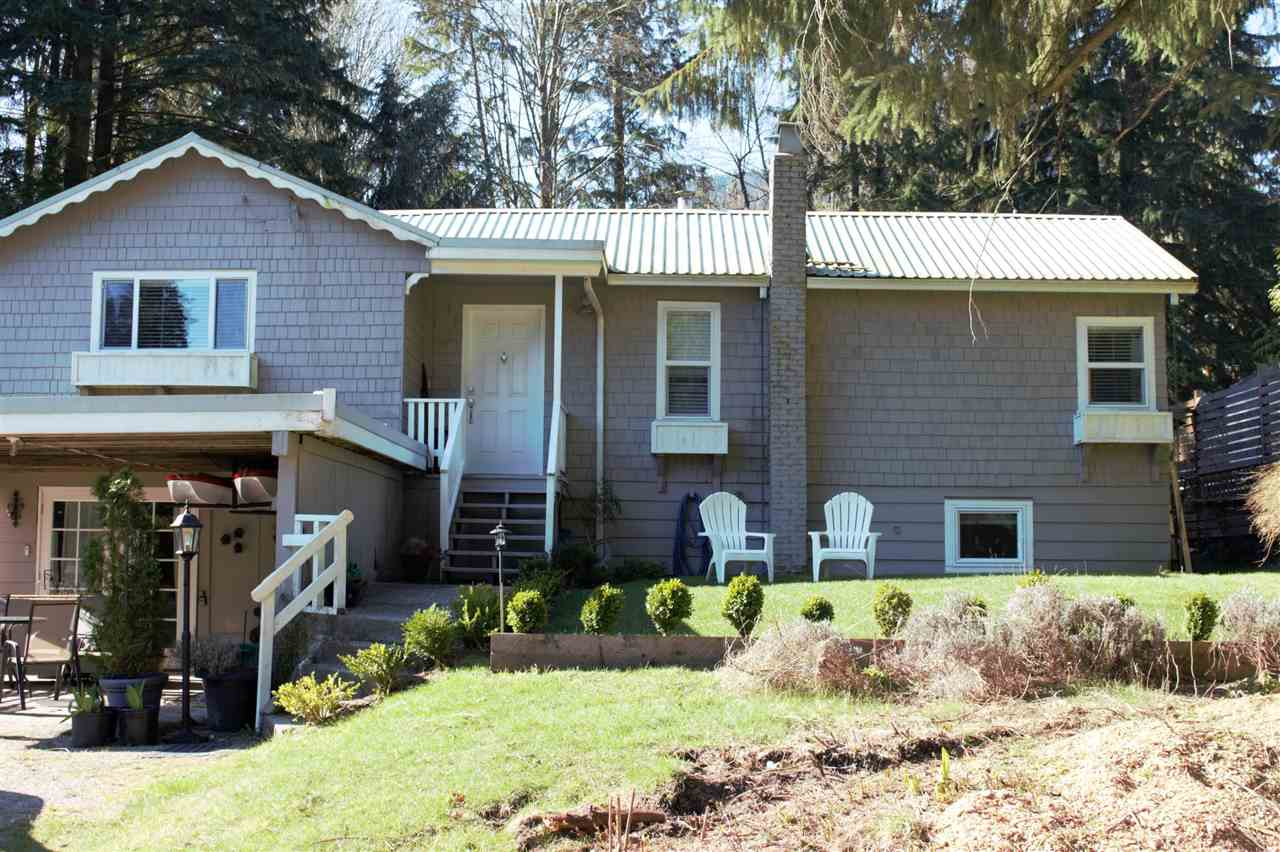 Gibsons & Area House/Single Family for sale:  4 bedroom 1,797 sq.ft. (Listed 2020-03-17)