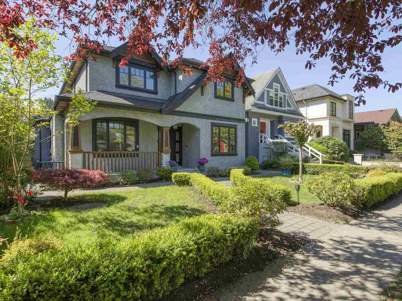 Point Grey House/Single Family for sale:  5 bedroom 3,945 sq.ft. (Listed 2020-06-02)