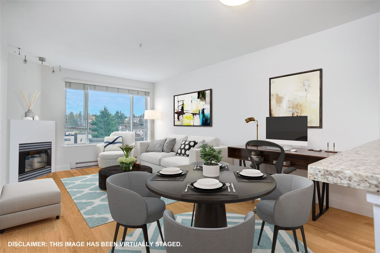 Kitsilano Apartment/Condo for sale:  2 bedroom 928 sq.ft. (Listed 2020-06-01)