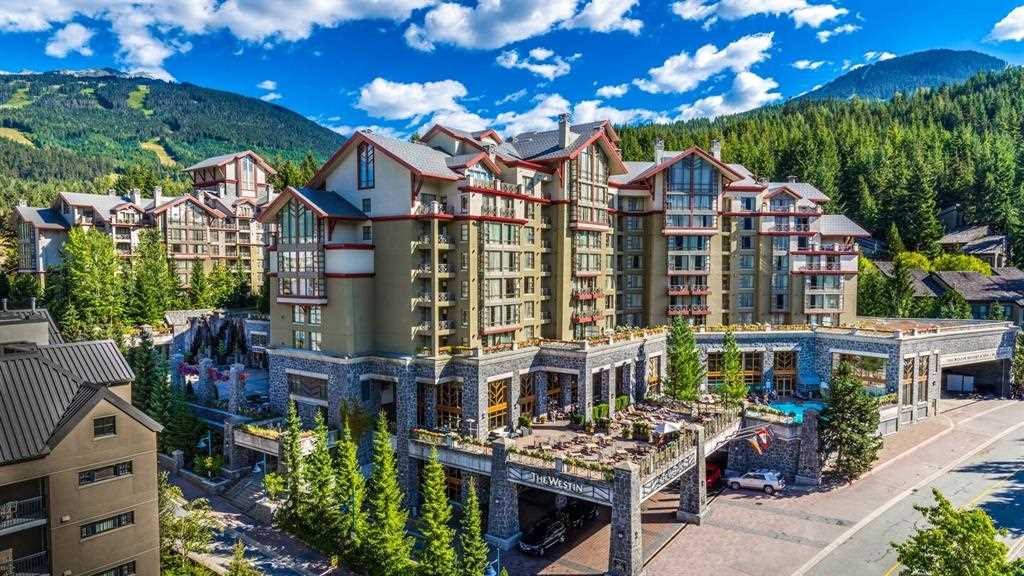 Whistler Village Apartment/Condo for sale:   407 sq.ft. (Listed 2020-09-18)