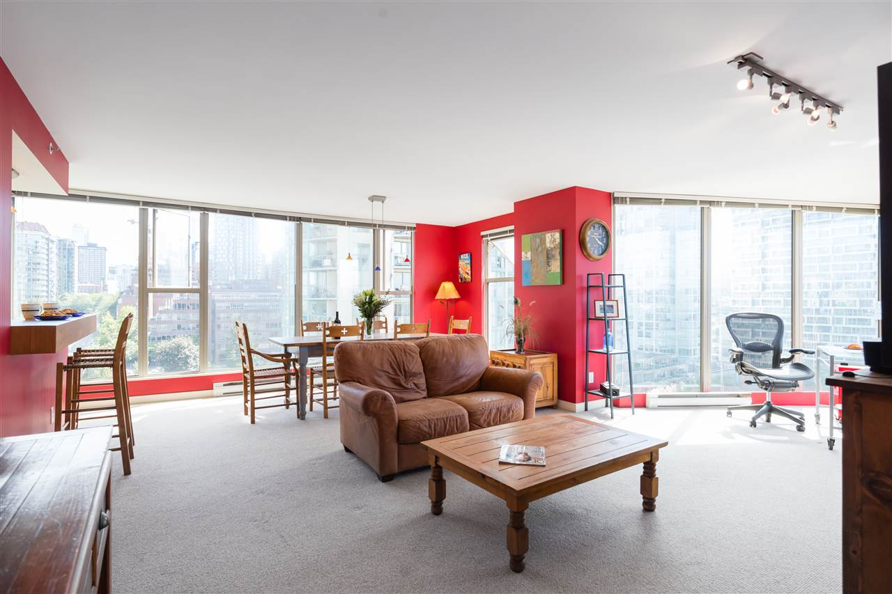 Yaletown Apartment/Condo for sale:  2 bedroom 1,371 sq.ft. (Listed 2020-06-24)