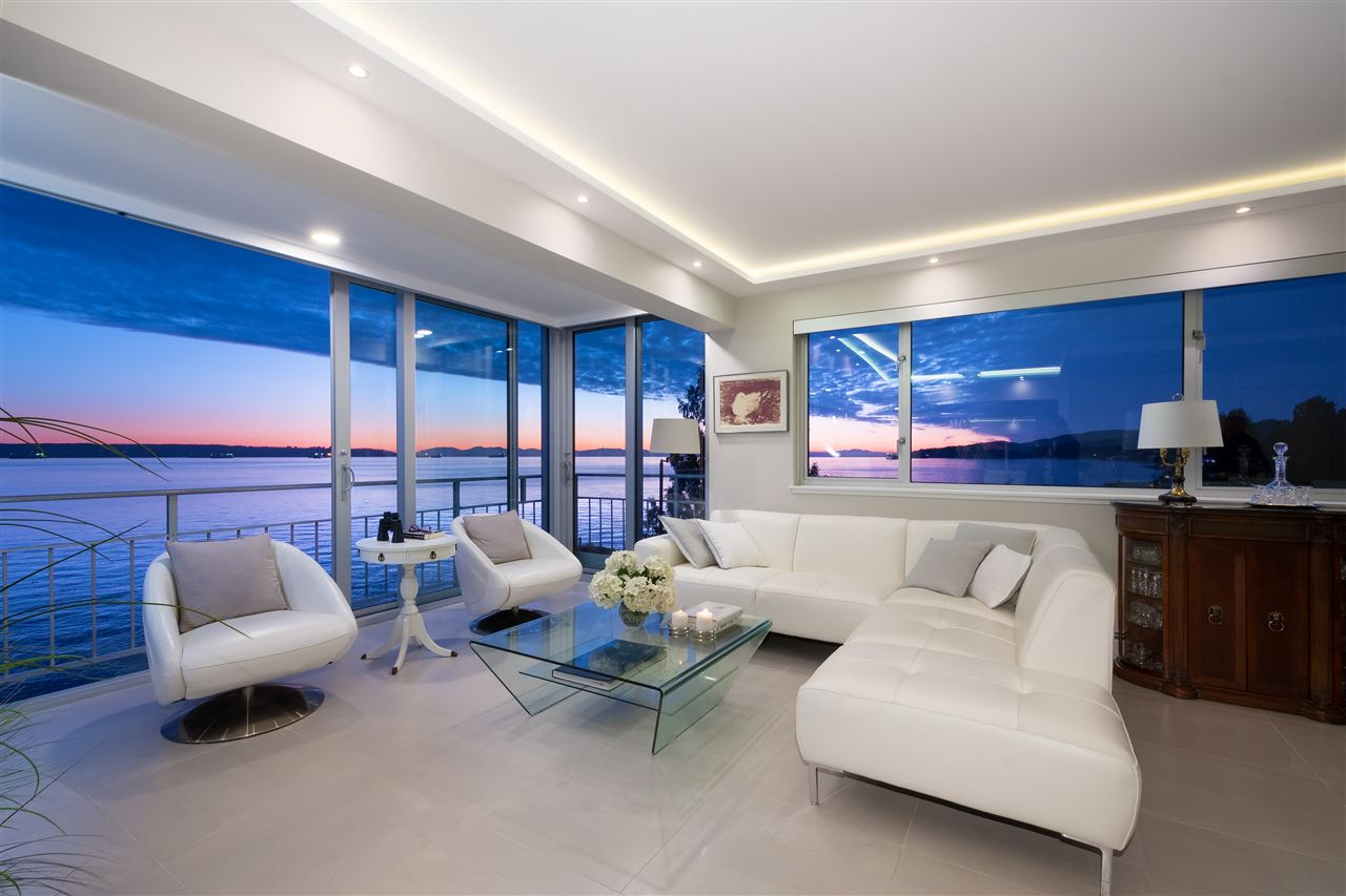 Dundarave Apartment/Condo for sale:  1 bedroom 1,288 sq.ft. (Listed 2020-07-28)