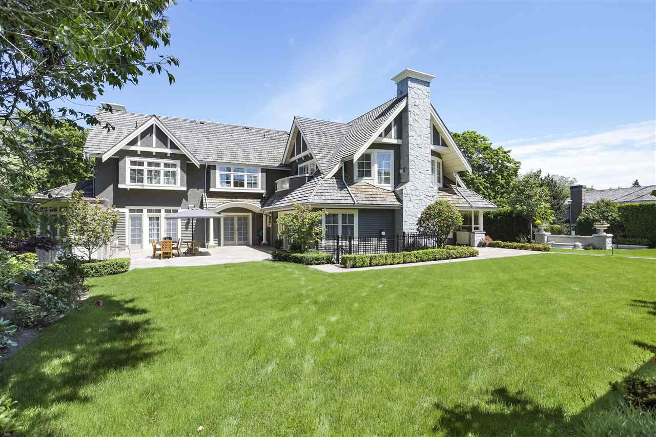 Shaughnessy House/Single Family for sale:  6 bedroom 9,615 sq.ft. (Listed 2020-07-27)