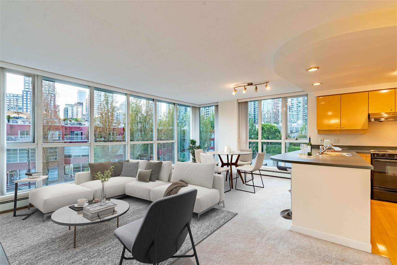 Yaletown Apartment/Condo for sale:  1 bedroom 677 sq.ft. (Listed 2020-08-22)