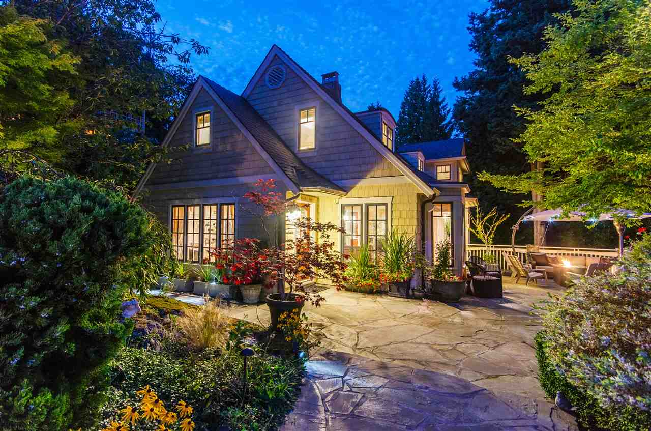 Olde Caulfeild House/Single Family for sale:  6 bedroom 4,589 sq.ft. (Listed 2020-09-16)