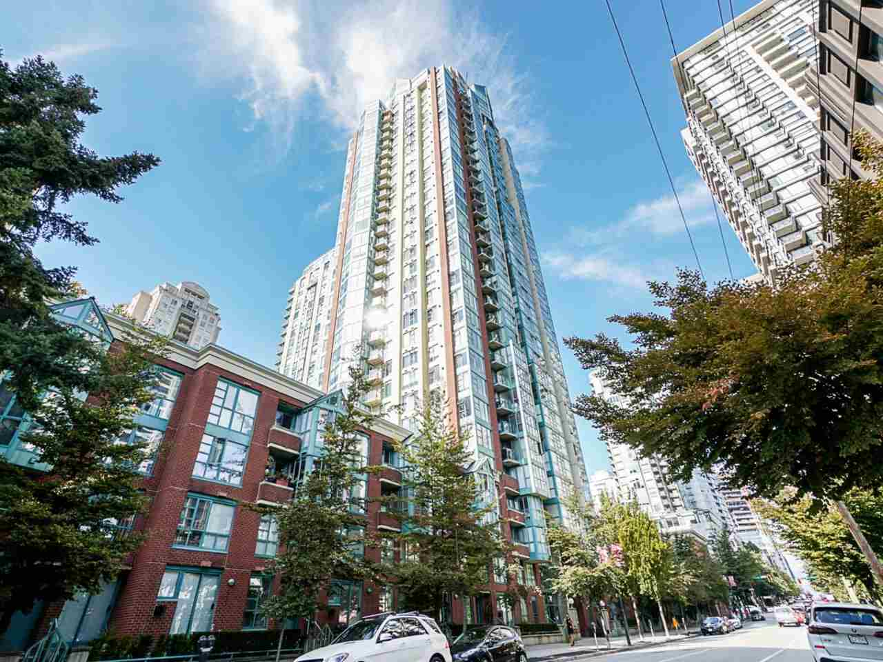 Yaletown Apartment/Condo for sale:  1 bedroom 589 sq.ft. (Listed 2020-10-09)