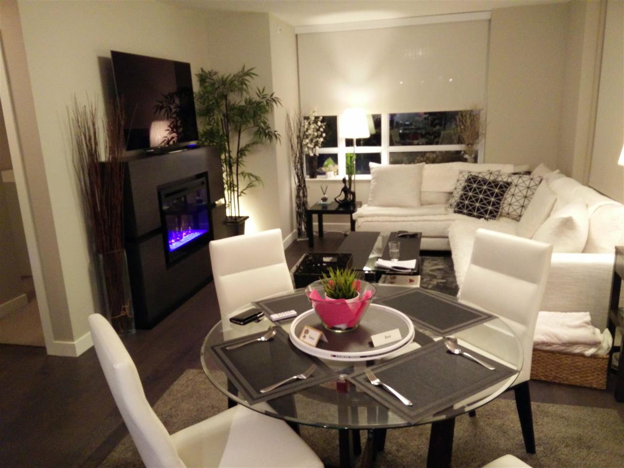 Brighouse Apartment/Condo for sale:  3 bedroom 1,277 sq.ft. (Listed 2020-10-01)