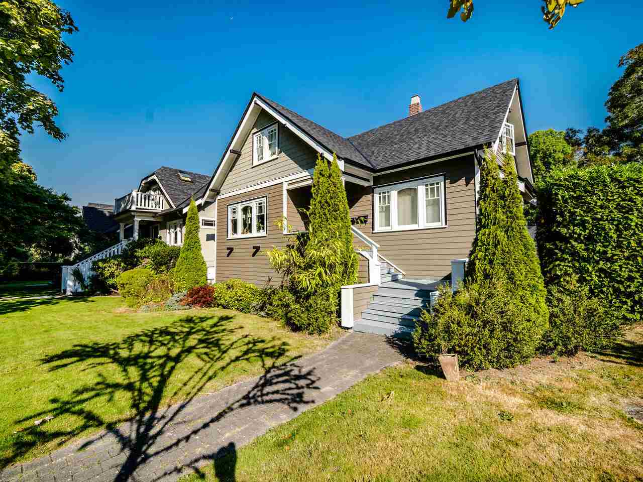 Kitsilano House/Single Family for sale:  5 bedroom 2,851 sq.ft. (Listed 2020-10-06)
