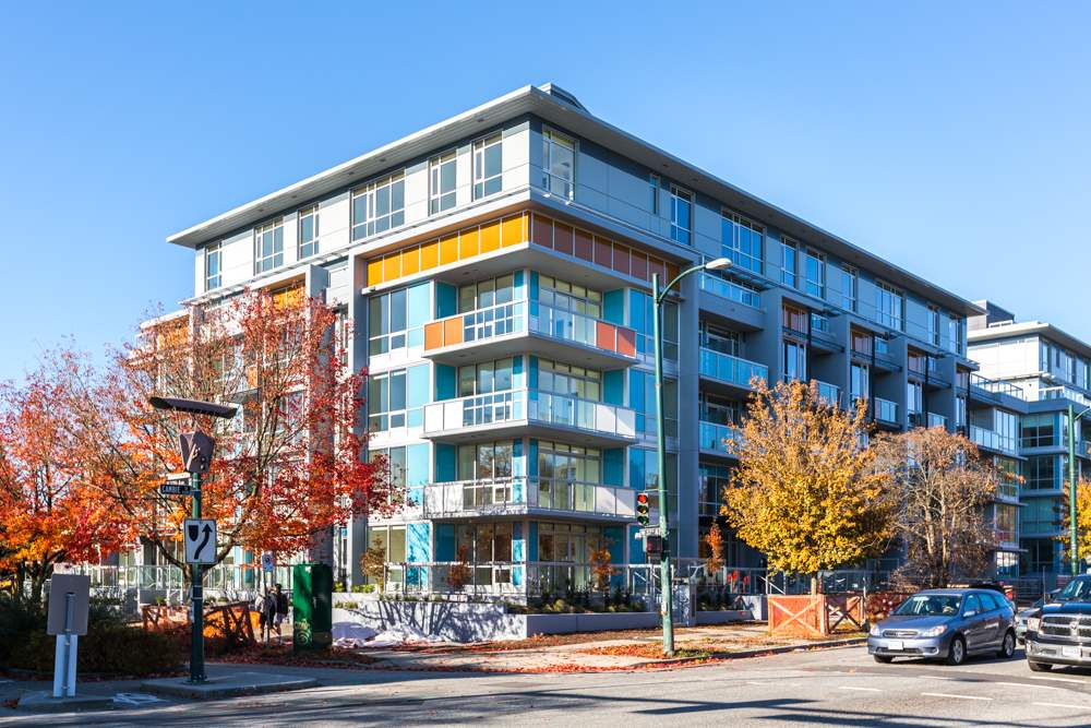 Cambie Apartment/Condo for sale:  1 bedroom 635 sq.ft. (Listed 2020-11-06)
