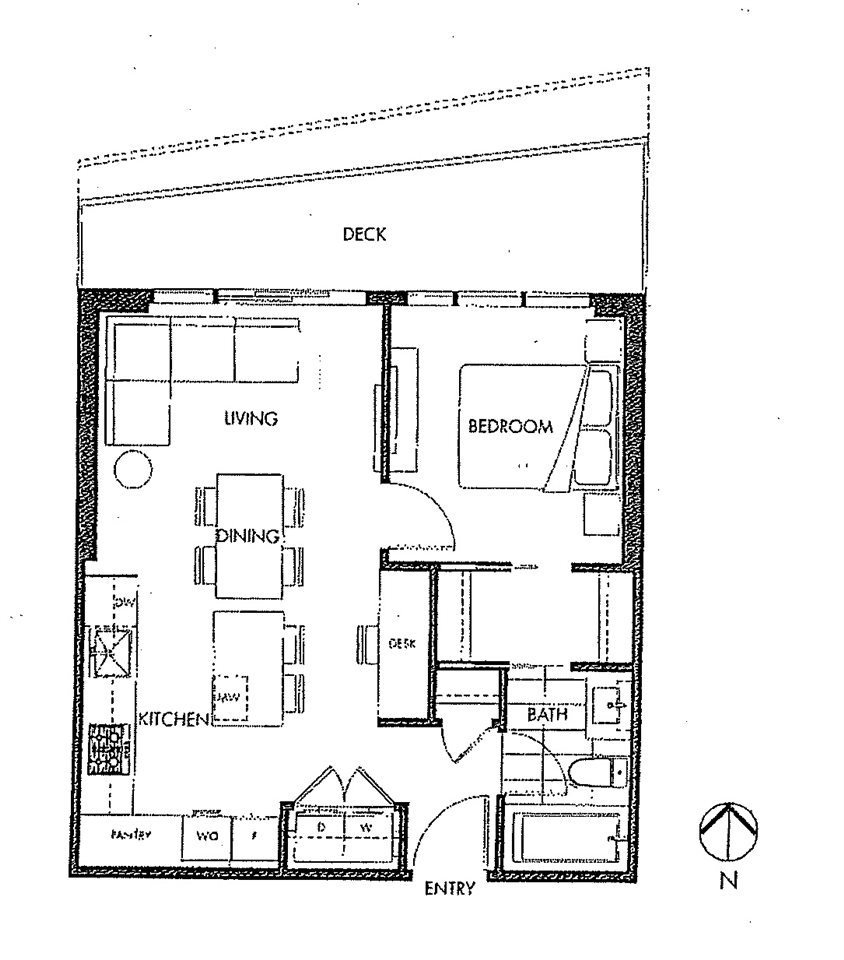 Brentwood Park Apartment/Condo for sale:  1 bedroom 540 sq.ft. (Listed 2020-11-17)