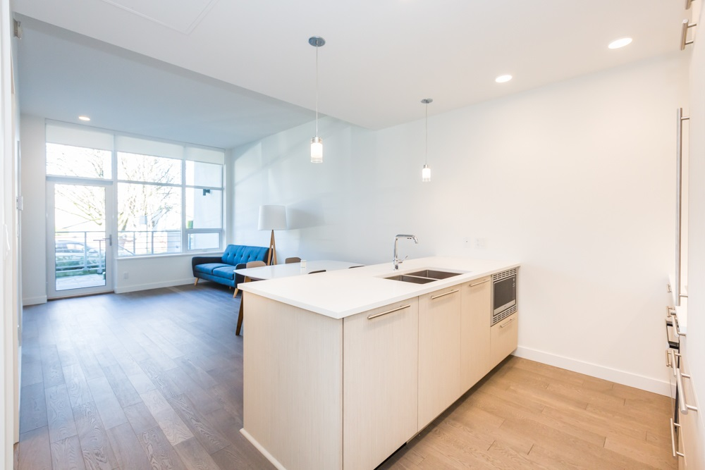 Cambie Apartment/Condo for sale:  1 bedroom 551 sq.ft. (Listed 2020-12-01)