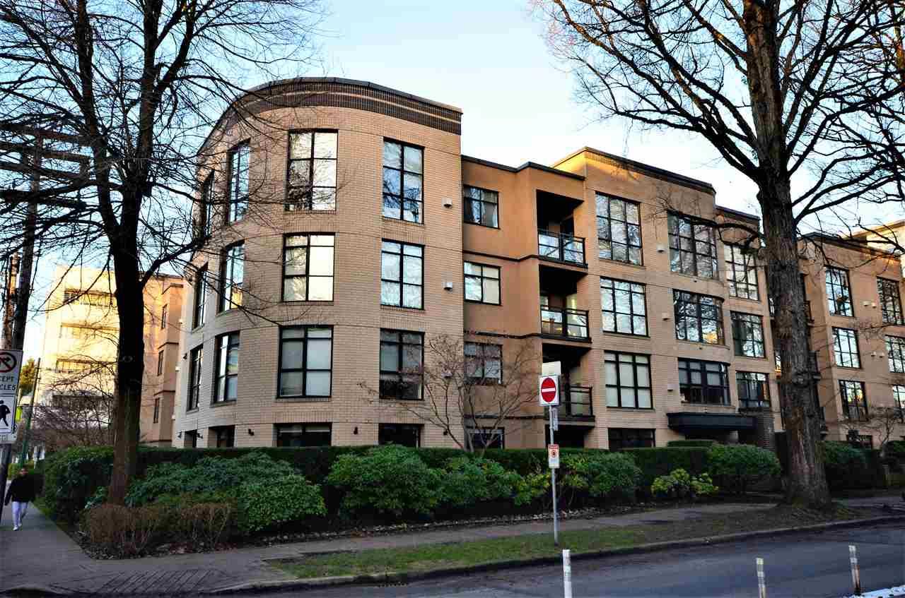 Kitsilano Apartment/Condo for sale:  1 bedroom 666 sq.ft. (Listed 2021-01-18)