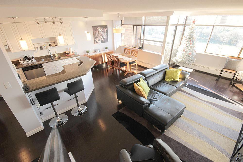 Brighouse Apartment/Condo for sale:  2 bedroom 1,504 sq.ft. (Listed 2021-02-08)