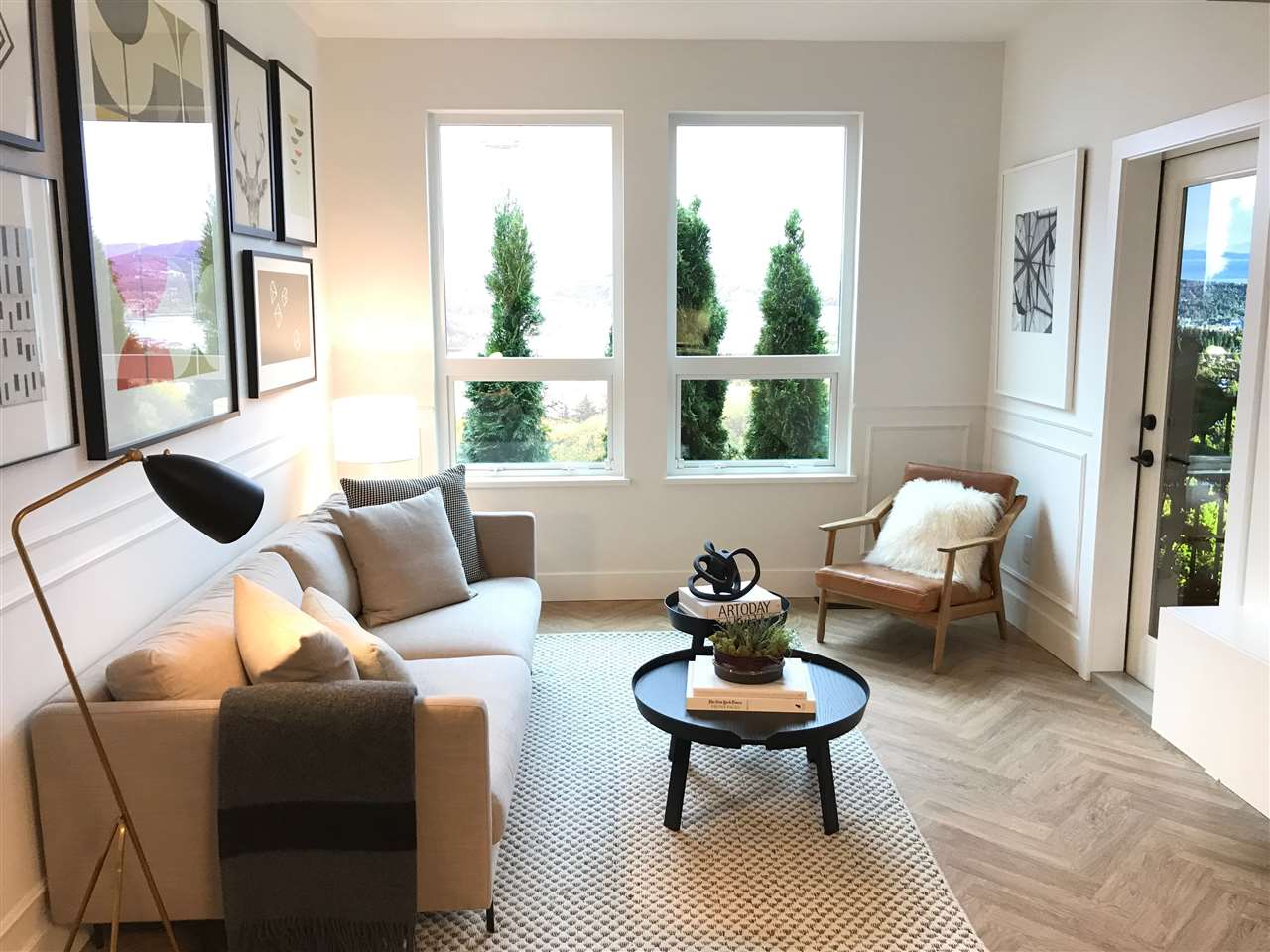 Simon Fraser Univer. Apartment/Condo for sale:  2 bedroom 836 sq.ft. (Listed 2021-01-25)