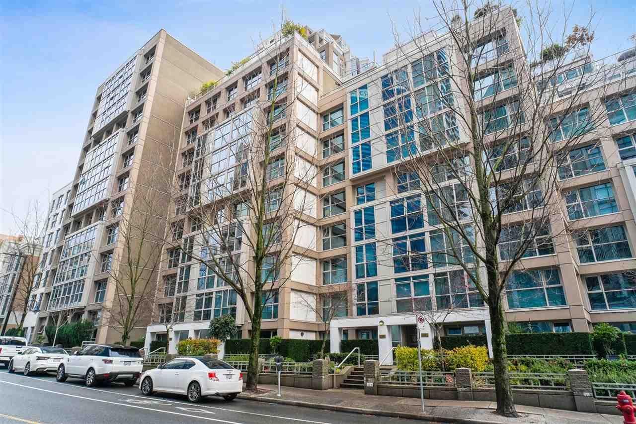 Yaletown Apartment/Condo for sale:  2 bedroom 1,115 sq.ft. (Listed 2021-01-29)