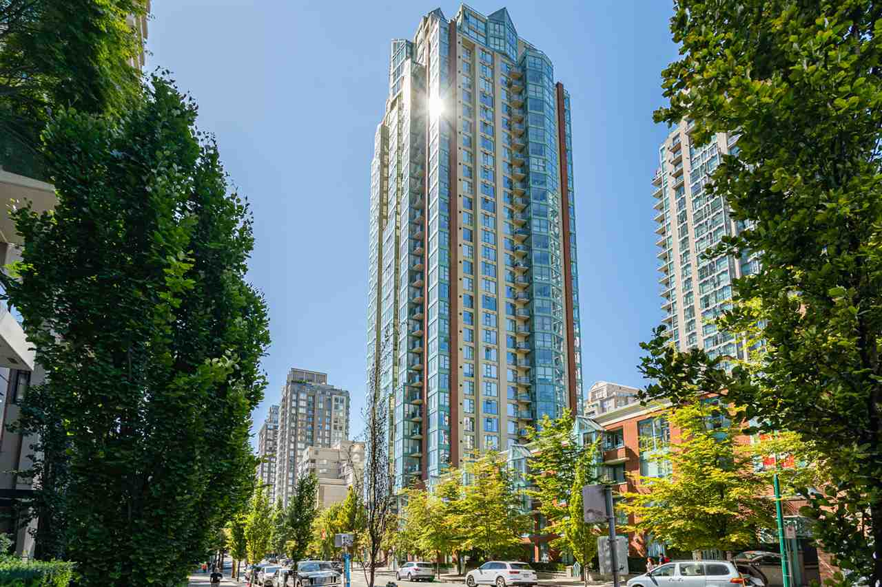 Yaletown Apartment/Condo for sale:   455 sq.ft. (Listed 2021-03-15)