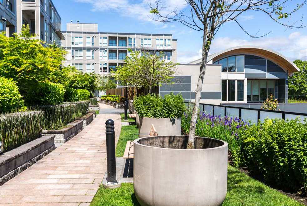 West Cambie Apartment/Condo for sale:  1 bedroom 440 sq.ft. (Listed 2021-04-06)