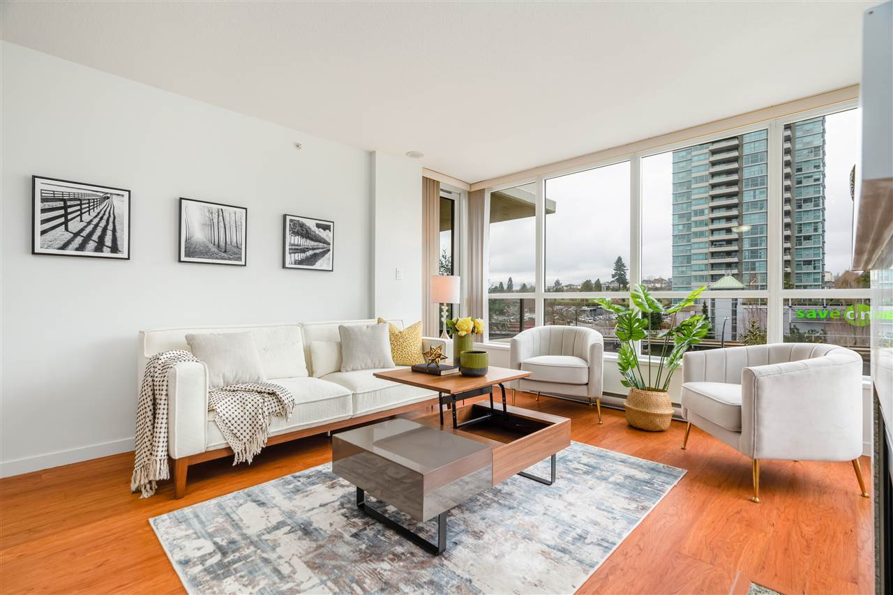 Brentwood Park Apartment/Condo for sale:  2 bedroom 1,012 sq.ft. (Listed 2021-04-06)