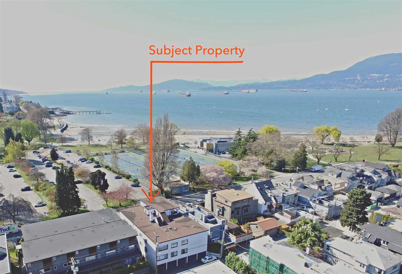 Kitsilano Apartment/Condo for sale:  2 bedroom 952 sq.ft. (Listed 2021-04-28)