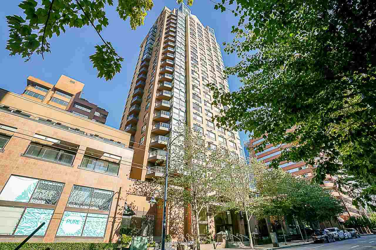 Downtown VW Apartment/Condo for sale:  1 bedroom 548 sq.ft. (Listed 2021-05-10)