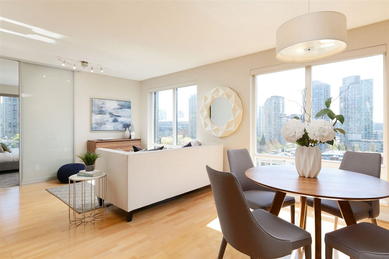 Yaletown Apartment/Condo for sale:  2 bedroom 1,020 sq.ft. (Listed 2021-06-14)