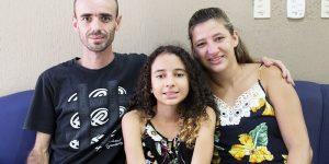 Padrasto e enteada de Engenheiro Coelho ganham direito de serem pai e filha