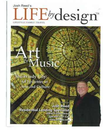 Life By Design Cover