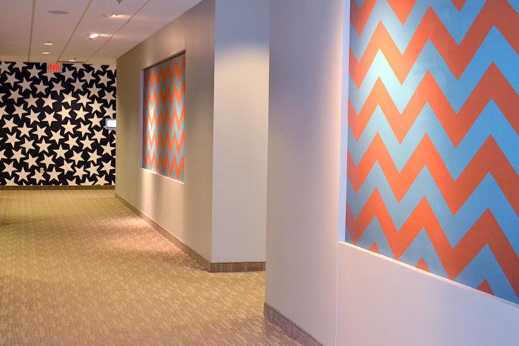 Magnet 360 Hallway