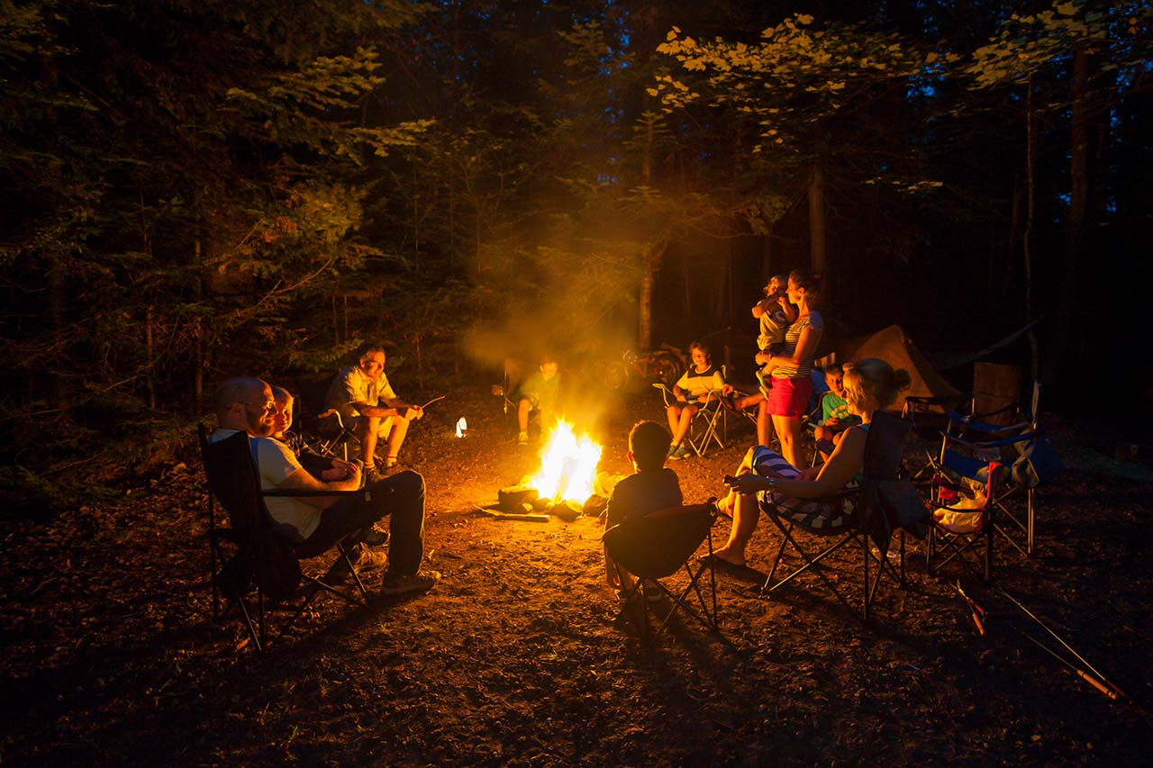 Find a Tent or RV Campsite - Camping - Sepaq