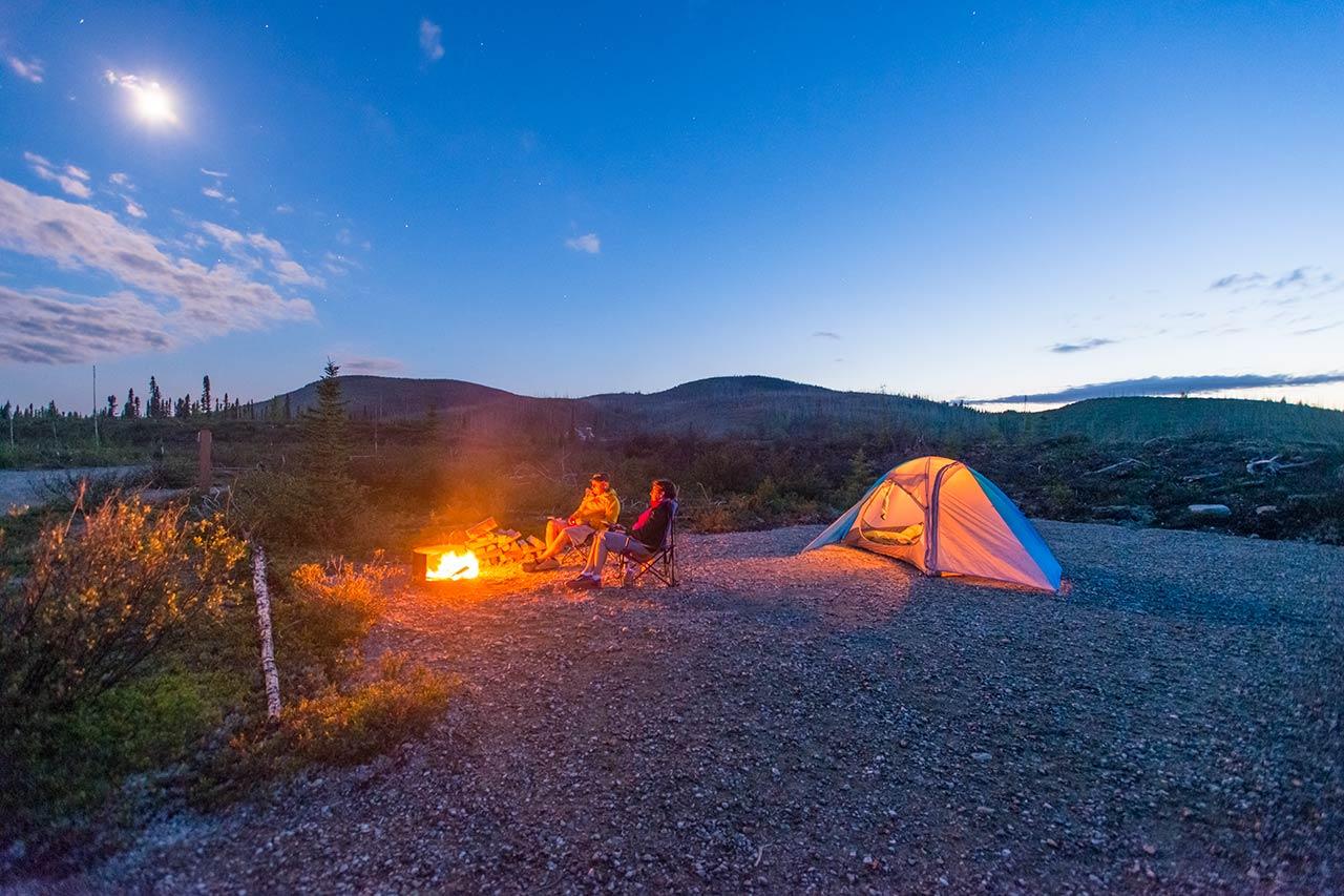 Rencontre camping vacances