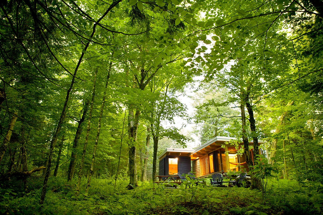 Cabin Rentals In The Heart Of Nature In Quebec Sepaq