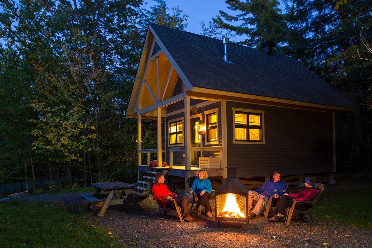 Location De Chalets En Pleine Nature Au Quebec Sepaq