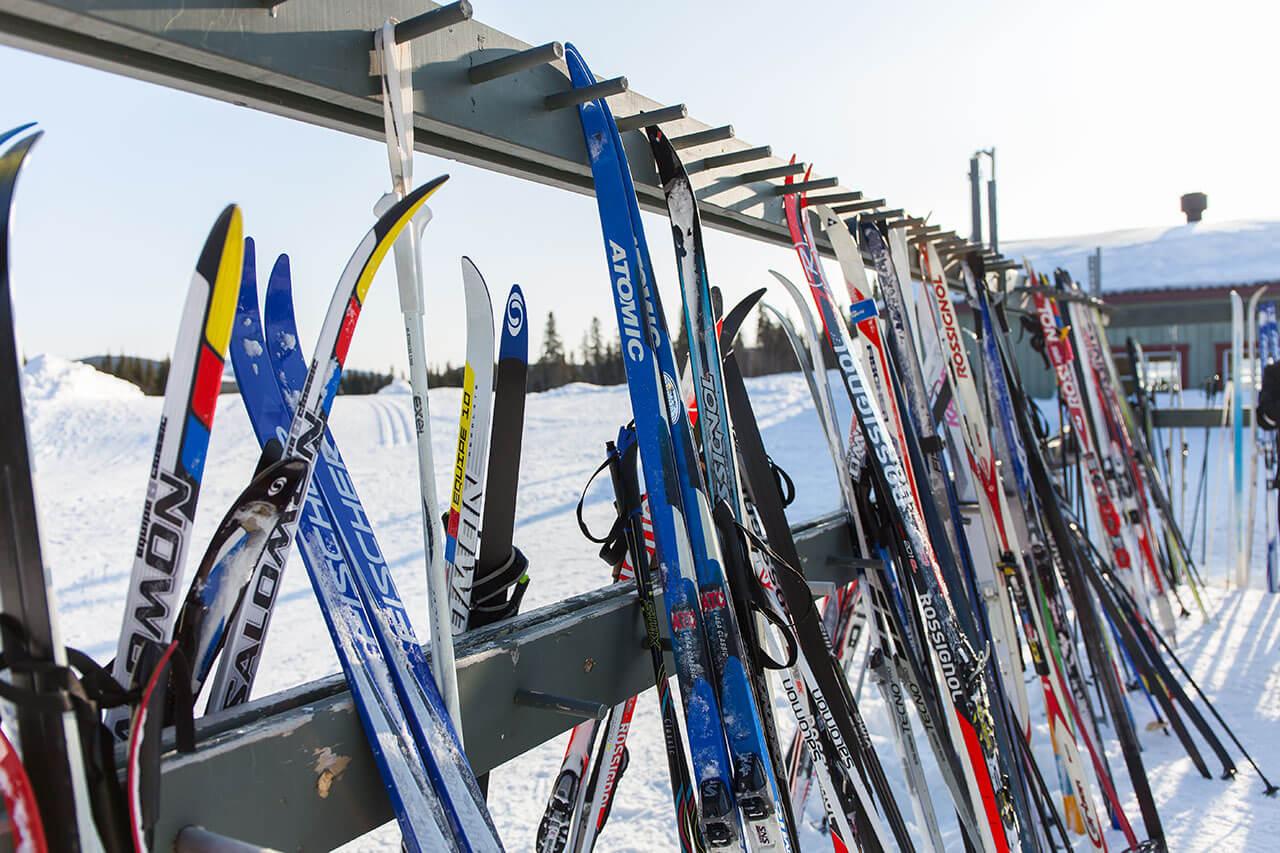 location d'equipement de ski