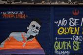 Mural en homenaje a Dilan Cruz/ Mauricio Alvarado. / Mauricio Alvarado
