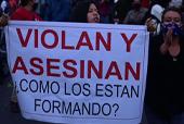 Jornada de protesta en Bogotá luego que el abogado Javier Ordóñez muriera bajo custodia policial. /Cristian Garavito / Cristian Garavito