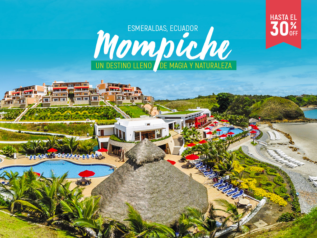 Mompiche, un destino lleno de magia y naturaleza
