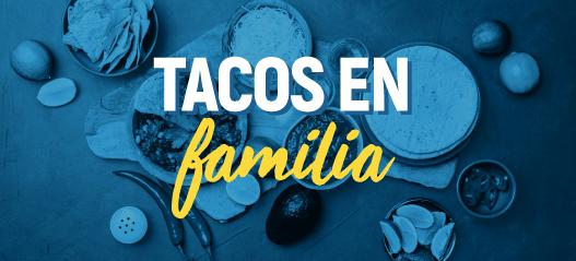 Tacos en casa