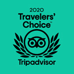 Recives traveler's choice awards 2020