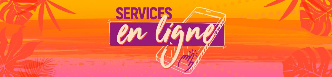 Decameron SERVICES EN LIGNE