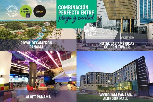 Combinado Royal Decameron Panamá