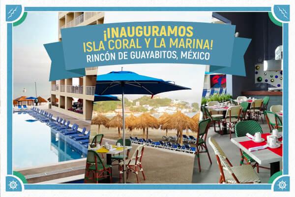 Inauguración nuevos hoteles en México