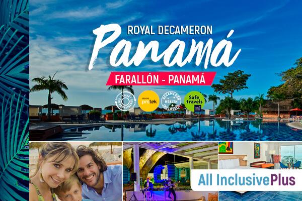 Royal Decameron Panamá Plus