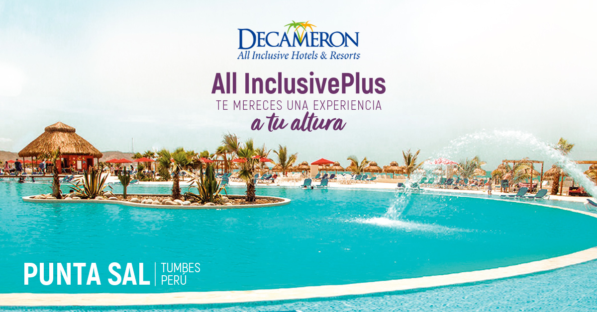 Royal Decameron Punta Sal Ahora es All Inclusive Plus
