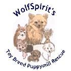 WolfSpirits Rescue Logo