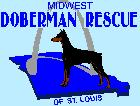 Midwest Doberman Rescue of St. Louis