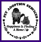 Pet Adoption Services Inc.