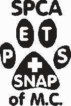 SPCA PETS SNAP Logo