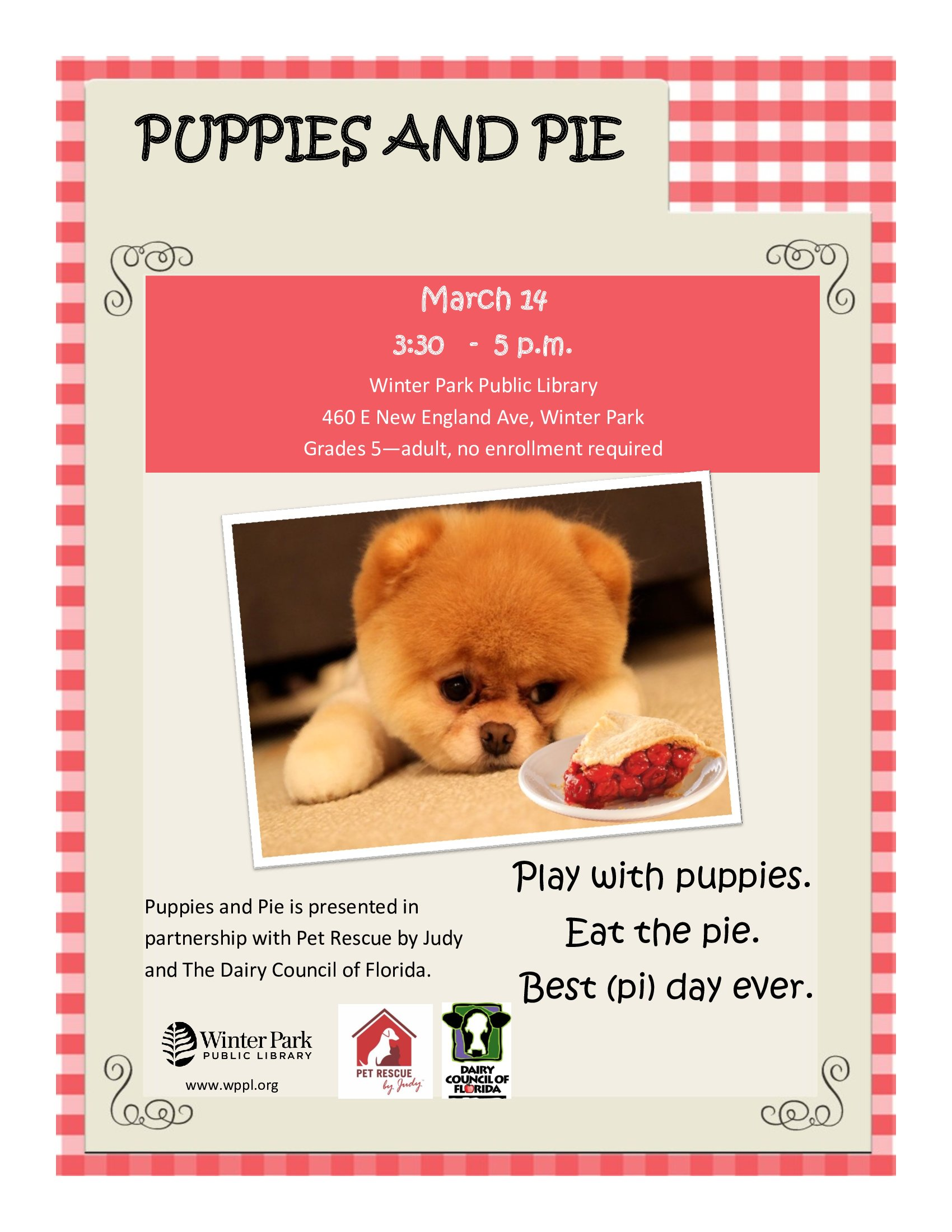 Events self service dog wash and ice cream social saturday march 17th 2018 900 am until 0900 pm location pet supplies plus map 4250 n alafaya trail oviedo fl solutioingenieria Image collections
